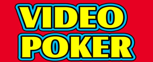 Spela videopoker online för en riktigt fin upplevelse