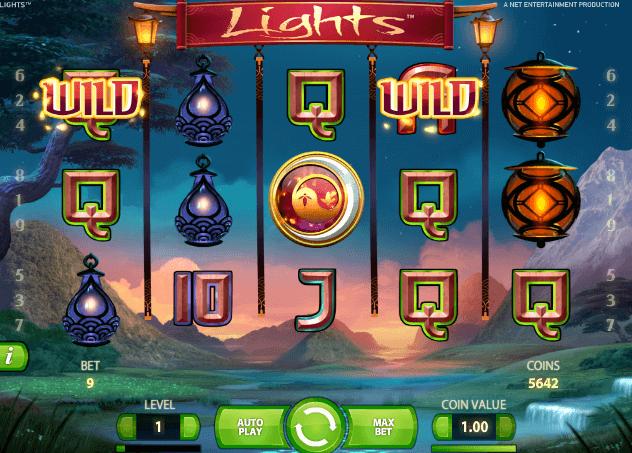 Lights lyser upp ditt liv med sina vinster