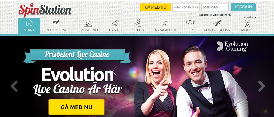 spinsation casino