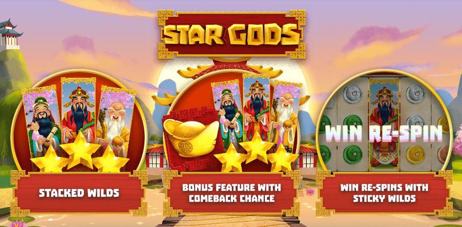 star gods casumo